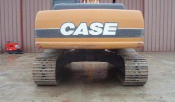 Case CX210 plein