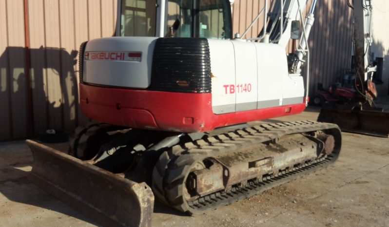 TAKEUCHI TB 1140 complet
