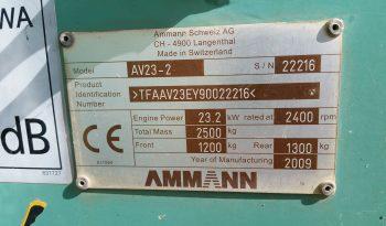 AMMAN AV 23 complet