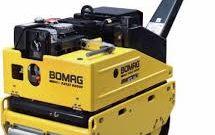 compacteur duplex BOMAG BW 65 H
