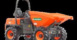dumper AUSA 600 APG capacité  6000Kg