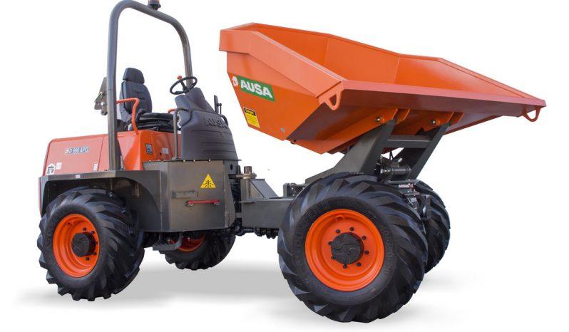 dumper AUSA 600 APG capacité  6000Kg complet