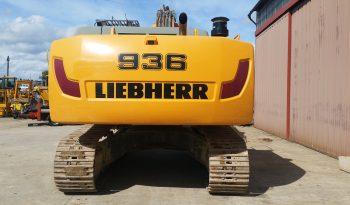 LIEBHERR R936 NCL complet